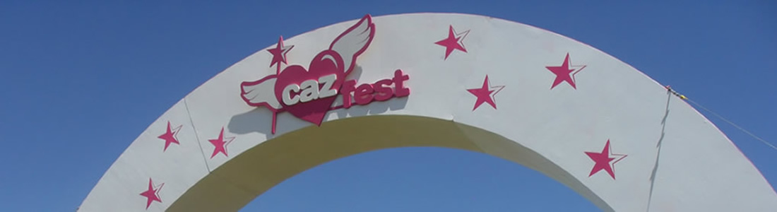 Cazfest 2015 Main Stage Line Up!